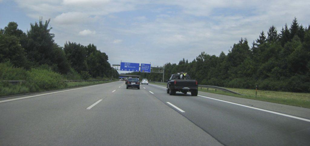 Autobahn München