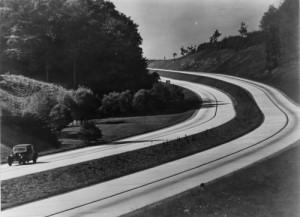 Tidig Autobahn