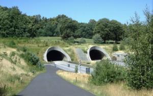 Tunnel Autobahn